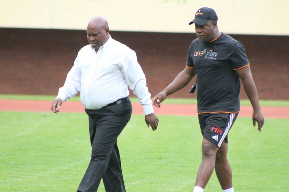 Madinda blames referee for Mutare City defeat