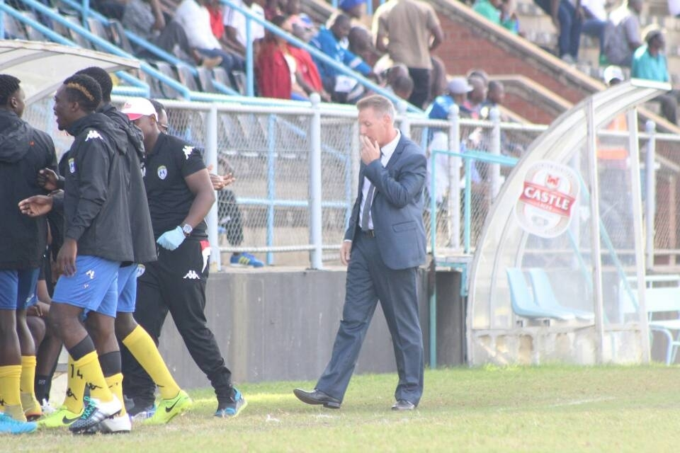 Harrison plays down title chances for Harare City