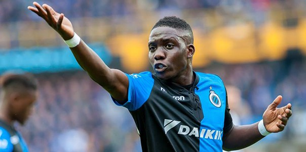 Brugge coach not in rush to use Nakamba