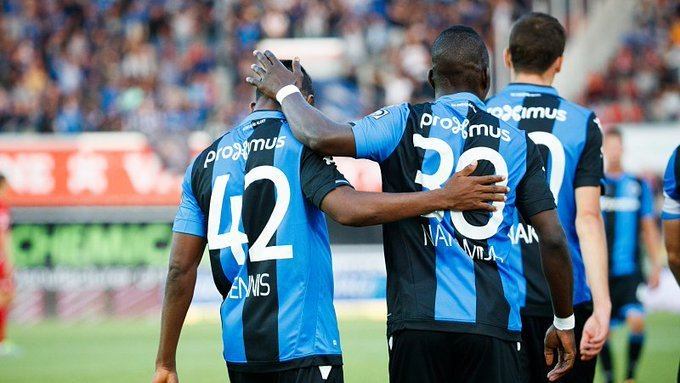 Nakamba's Club Brugge to play Austrian club in UEFA Europa Round of 32