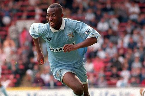 Watch: Peter Ndlovu's famous hat-trick against Liverpool in 1995