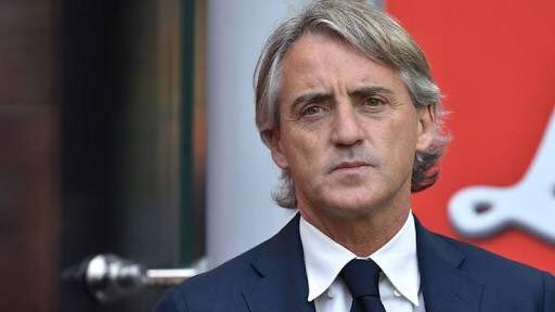 Italy have officially appointed Roberto Mancini as their new head coach