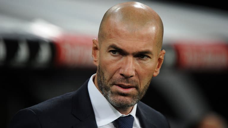 Zidane set to leave Real Madrid-report