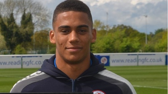 Warriors hopeful honoured at Reading FC