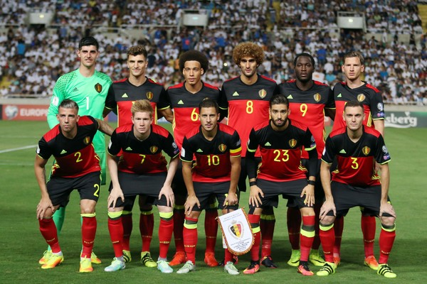 Belgium coach Martinez names final squad for W.C