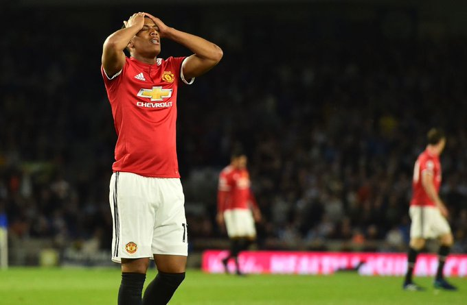 Albion guaranteed Premier League safety after beating Man Utd