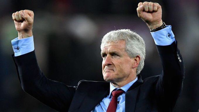 Mark Hughes signs new three-year contract with Southampton