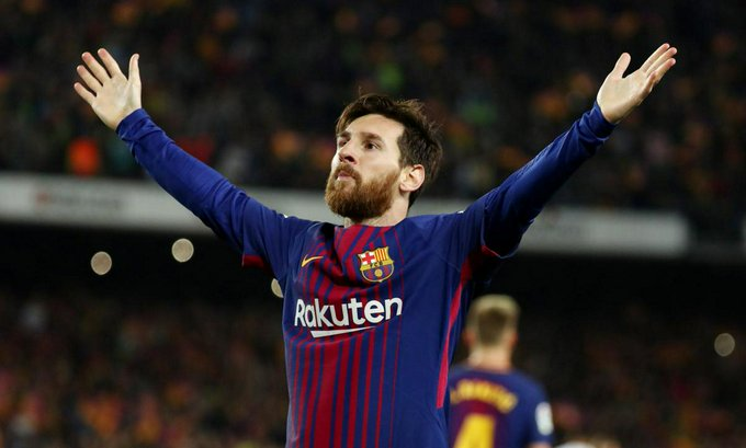 Messi responds to Barca exit specuation