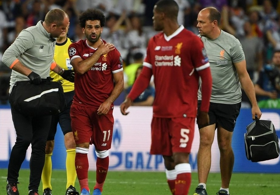 Ramos 'ruthless, brutal' in Champions League final, says Klopp