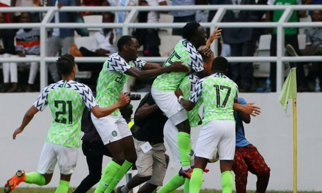 World Cup 2018: Nigeria beat Iceland to revive last 16 hopes