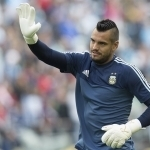 Argentina goalkeeper Sergio Romero ruled out of W.C