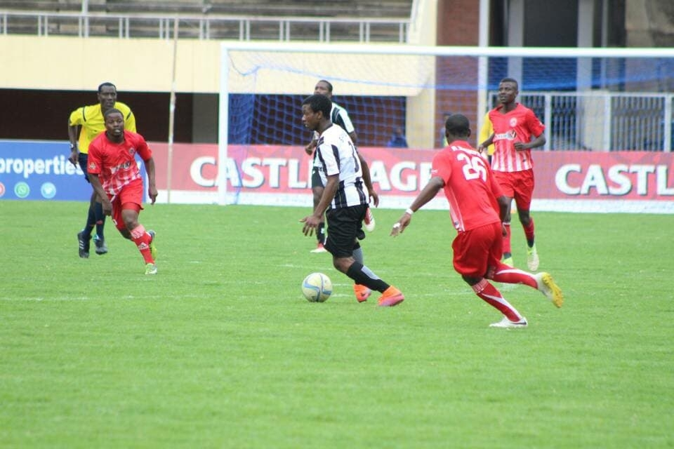 Yadah, Highlanders share spoils as ten-man Shabanie lose
