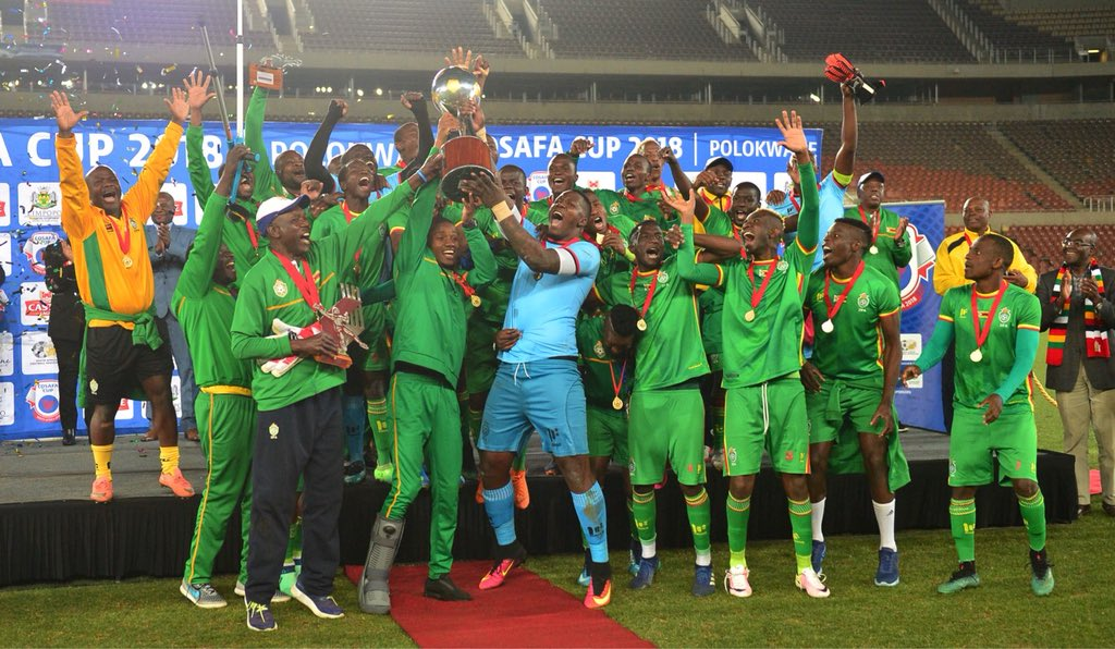 Warriors learn COSAFA Cup opponents