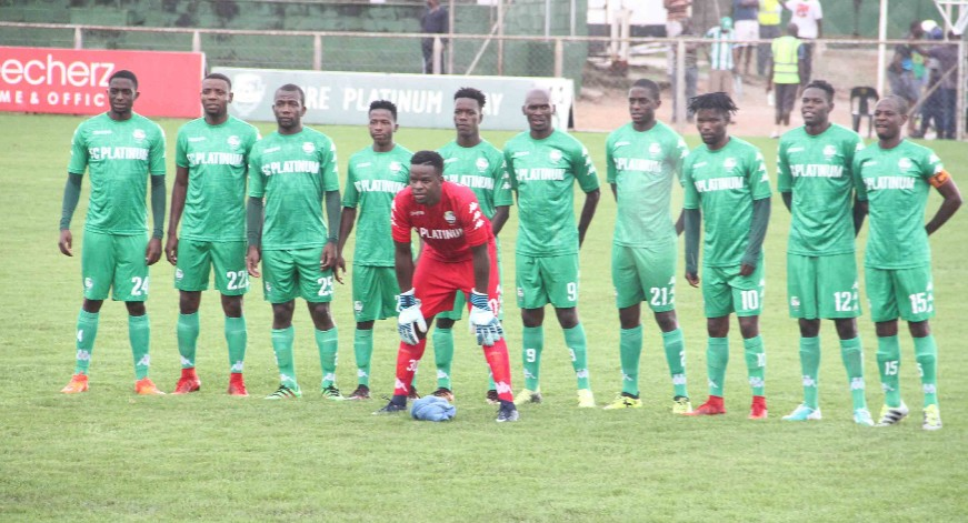 FC Platinum's Champions League opponents revealed