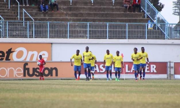 Harare City release 2019 squad