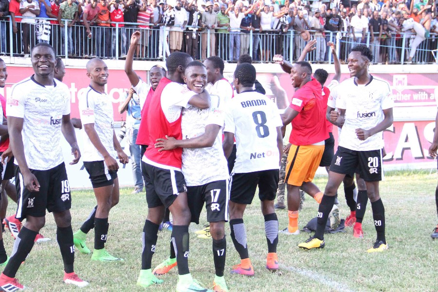 Highlanders, CAPS reach last 8 of Chibuku Super Cup