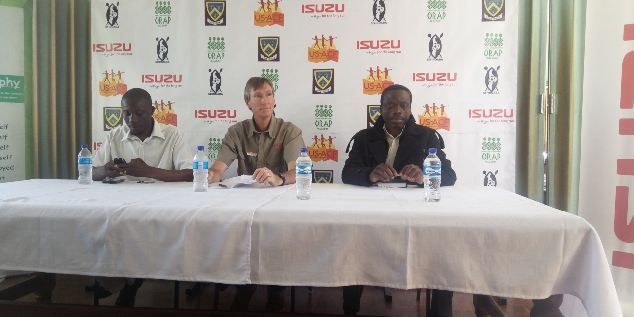 Orap Zenzele Isuzu Tournament launched