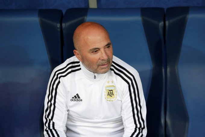 I did not consult Messi, I was informing him says Argentina coach