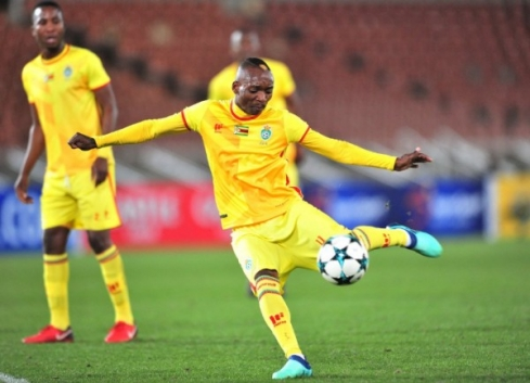 Report: Khama Billiat suffers injury ahead of Warriors clash