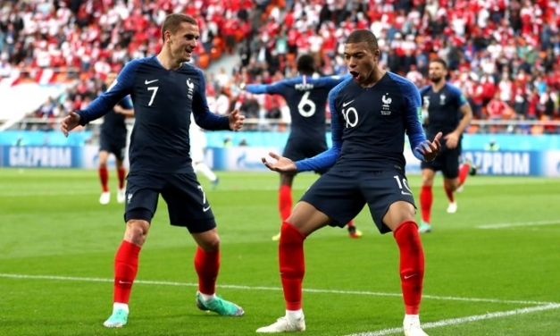 FIFA World Cup: Mbappe strike puts France in Knockout Stage