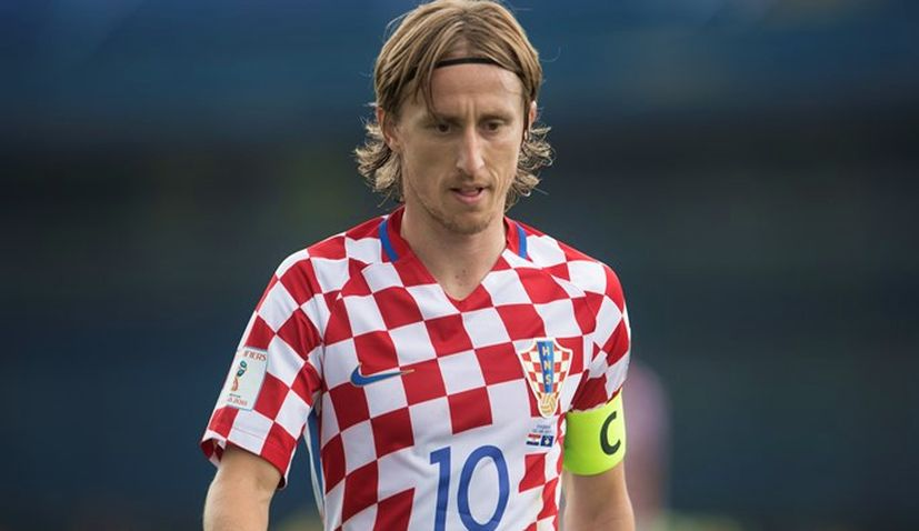 Modric : Croatia can be proud