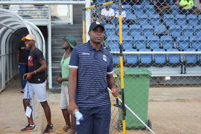 Ndiraya not happy with his charges