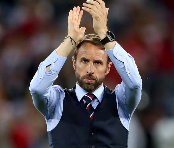 Gareth Southgate reacts to England loss to Belgium