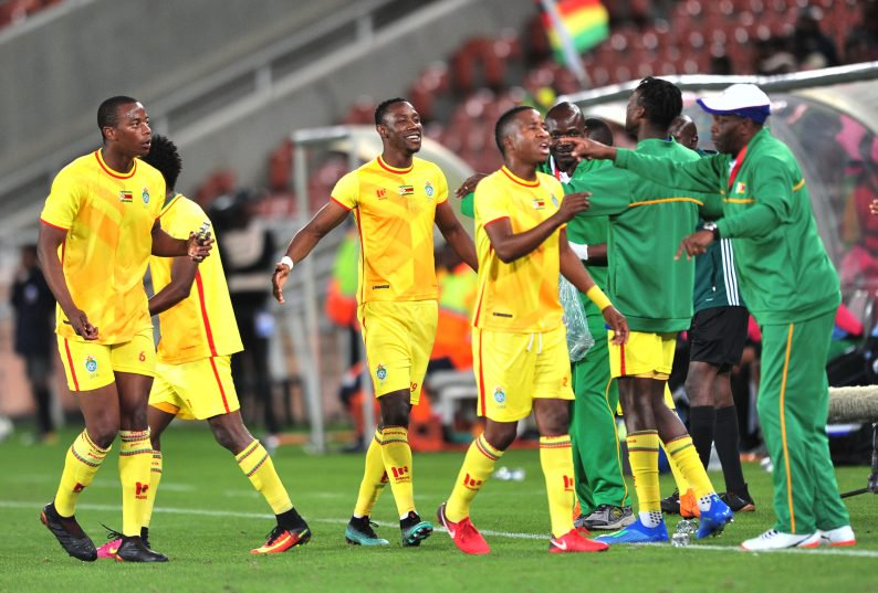 Broadcast details for the Congo, Zim clash