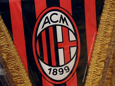 AC Milan banned from European competitions for two seasons