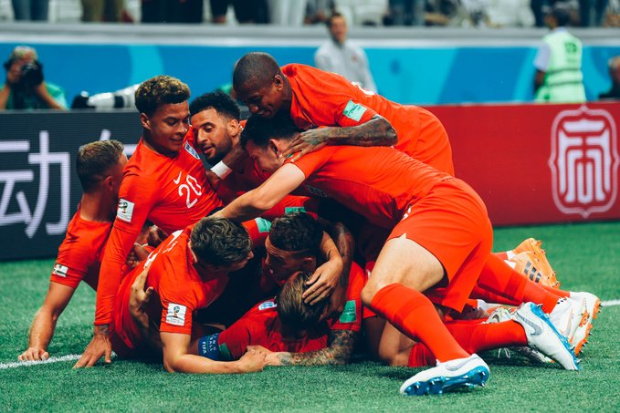 FIFA World Cup 2018: England beat Sweden to seal semi-final berth