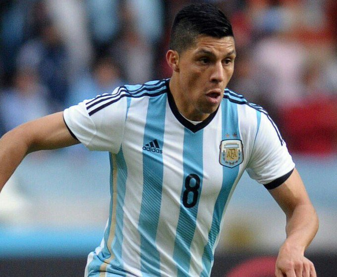 Perez replaces Lanzini in Argentina World Cup squad