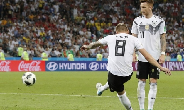 World Cup 2018: Germany secure dramatic win over Sweden