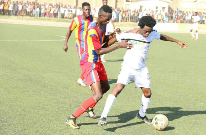 Ghana FA suspends all footbal matches in the country