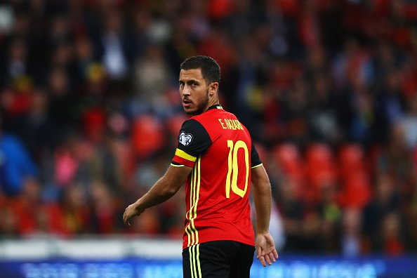 World Cup 2018: Hazard relishes challenge of facing Brazil