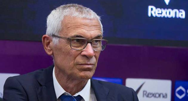 Egypt part ways with Hector Cuper