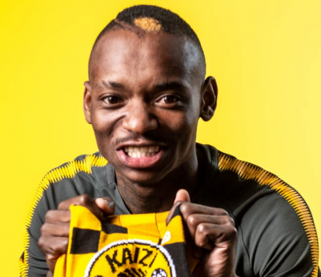 Khama Billiat's agent ends Chiefs exit talks speculation once and for all