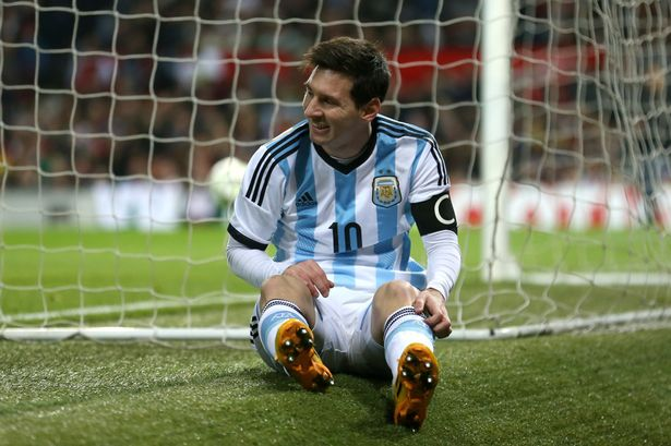 Lionel Messi threatens to retire if Argentina fail to impress in Russia