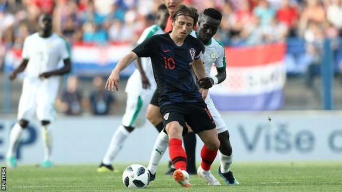 International Friendlies: Croatia fight back to edge Senegal, Germany beat Saudis in final warm up