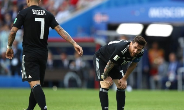 Argentina were crying like girls, says Croatia defender