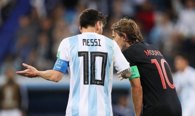 Messi is a good player, he needs help from teammates: Modric