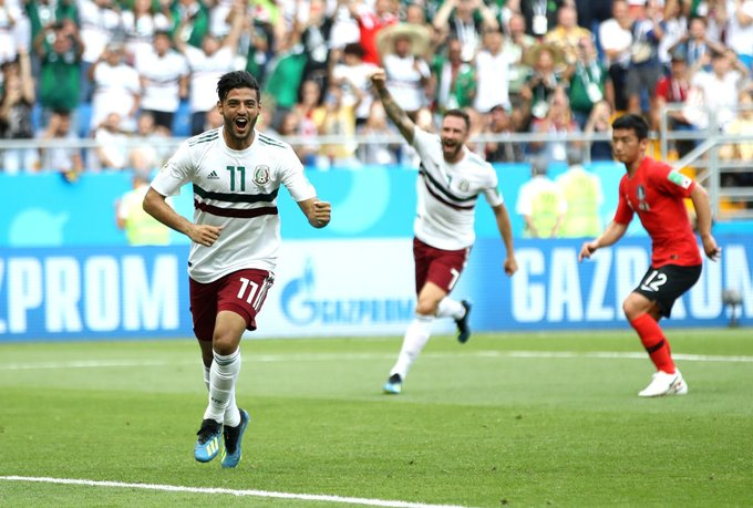 Match Preview: Mexico vs Sweden