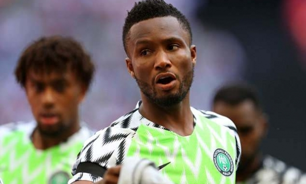 Mikel Obi Unhappy Over Croatia Plan Against Iceland