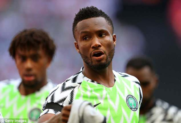 Obi Mikel hints at retirement from international football