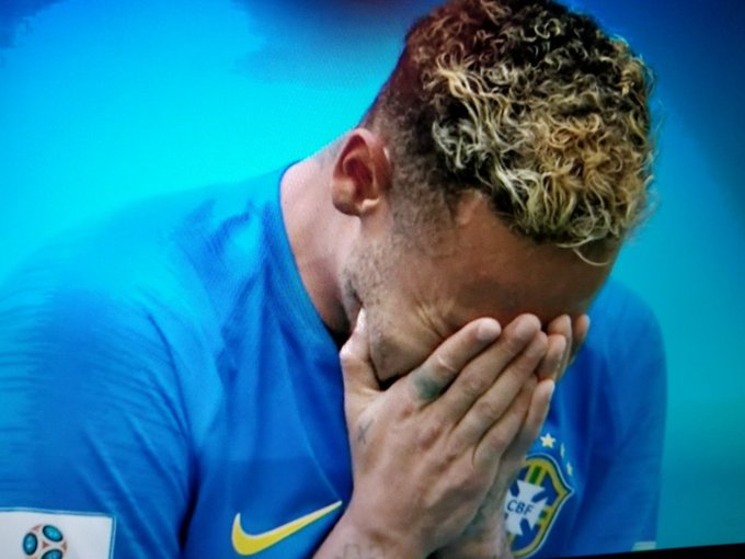 Brazil defeat is saddest moment of my career, says Neymar