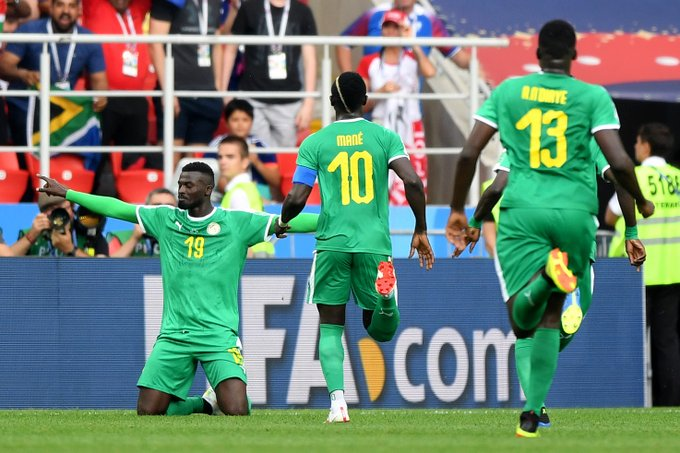 Senegal ask FIFA to revise fair play ruling after World Cup exit