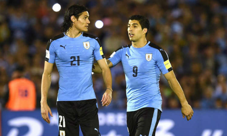 World Cup 2018: Cavani sends Uruguay through – and Portugal home
