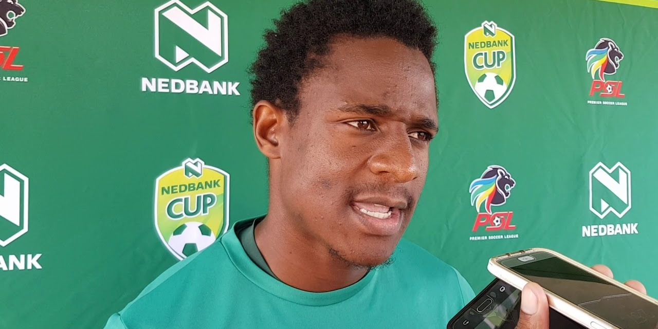 Chawapiwa, coach sort things out