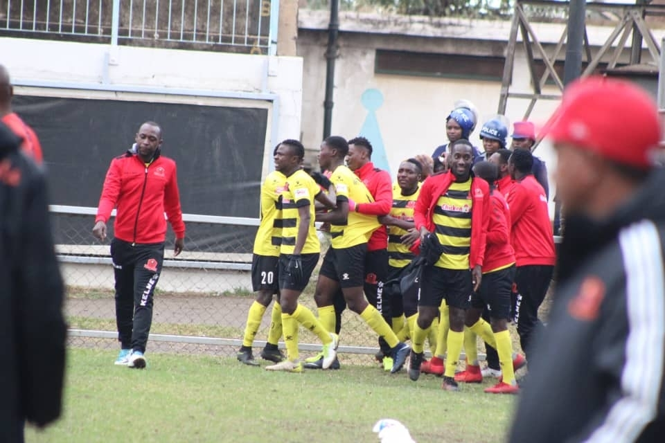 Chicken Inn thrash Shabanie, Yadah blow advantage to settle for draw