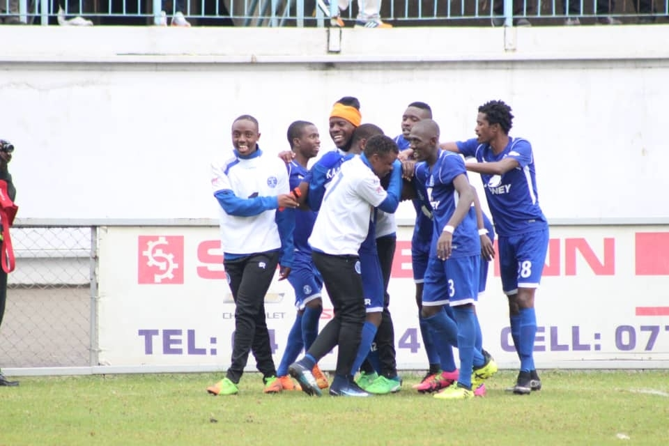 Dynamos beat ZPC Kariba as Shabanie Mine move to the bottom of the table