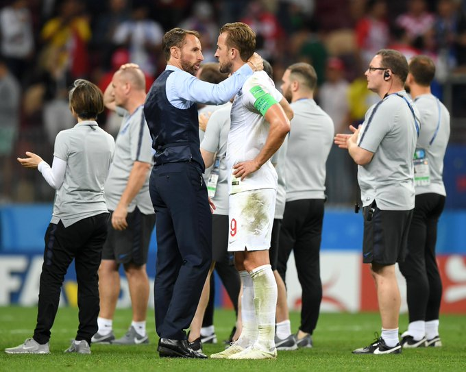 England's semi-final defeat to Croatia will hurt for a long time: Kane